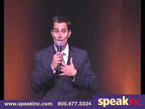 Keynote Speaker: Bill Rancic - Presented by SPEAK Inc.