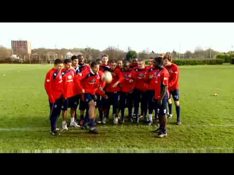 Sky Sports   Soccer AM   Skill Skool   Crystal Palace Fc