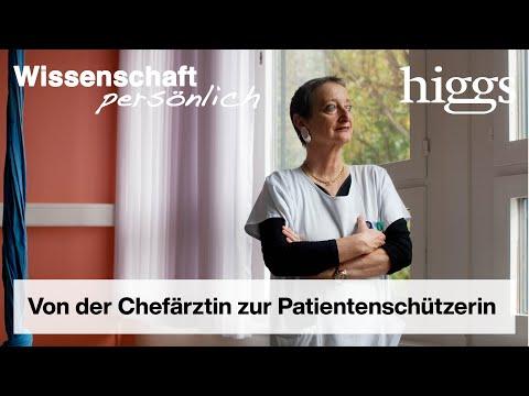 Patientenschutz: «Wissenschaft persönlich» mit Brida von Castelberg