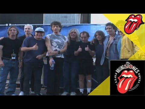 The Rolling Stones &amp; AC/DC - Rock Me Baby