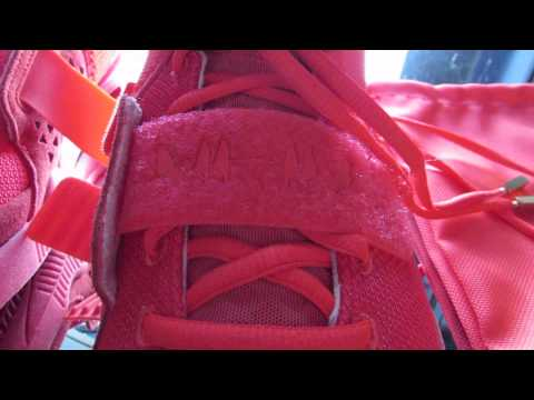 NIKE AIR YEEZY 2 RED OCTOBER SNEAKER REVIEW + ON FOOT