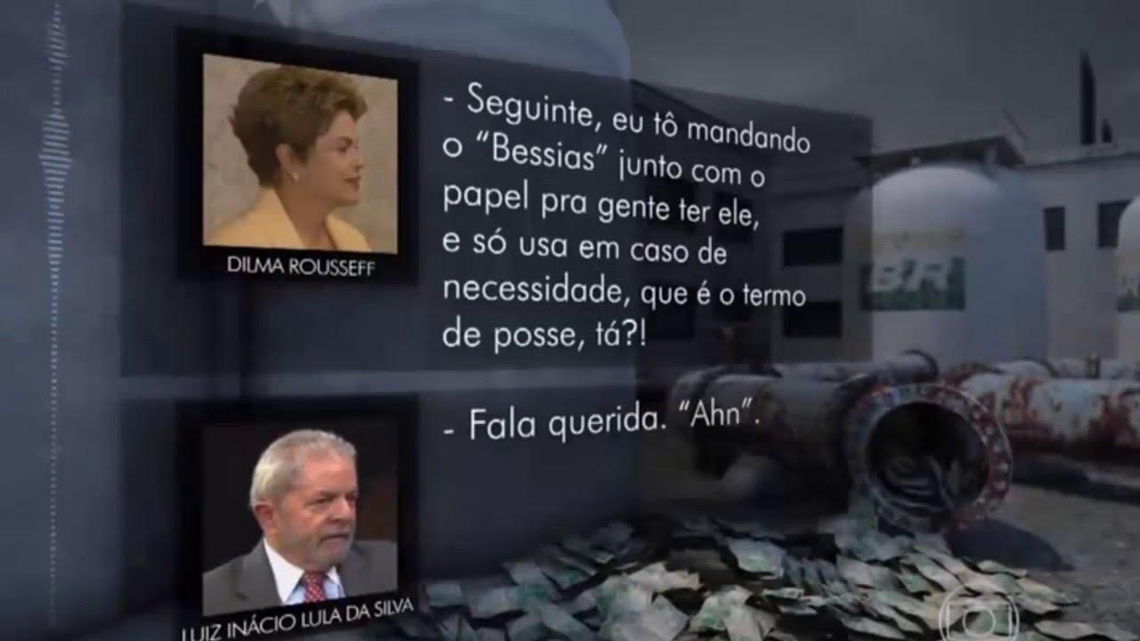 O único país governado por dois presidentes é só o BRASIL!