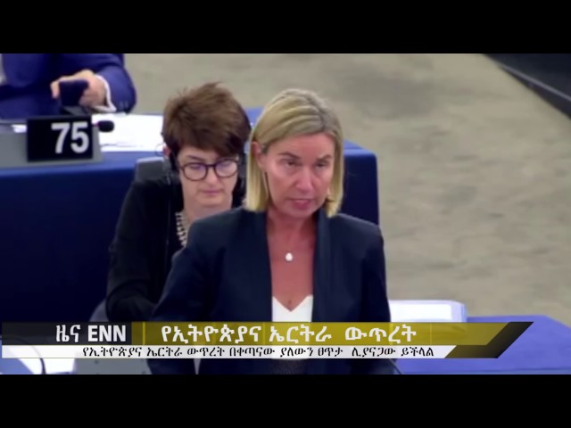Ethiopia: Ethiopia-Eritrea borderline tensions puts regional stability at risk - EU - ENN News