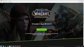 WORLD OF WARCRAFT BATTLE FOR AZEROTH : How To Get A Free Battle Of Azeroth BETA Key