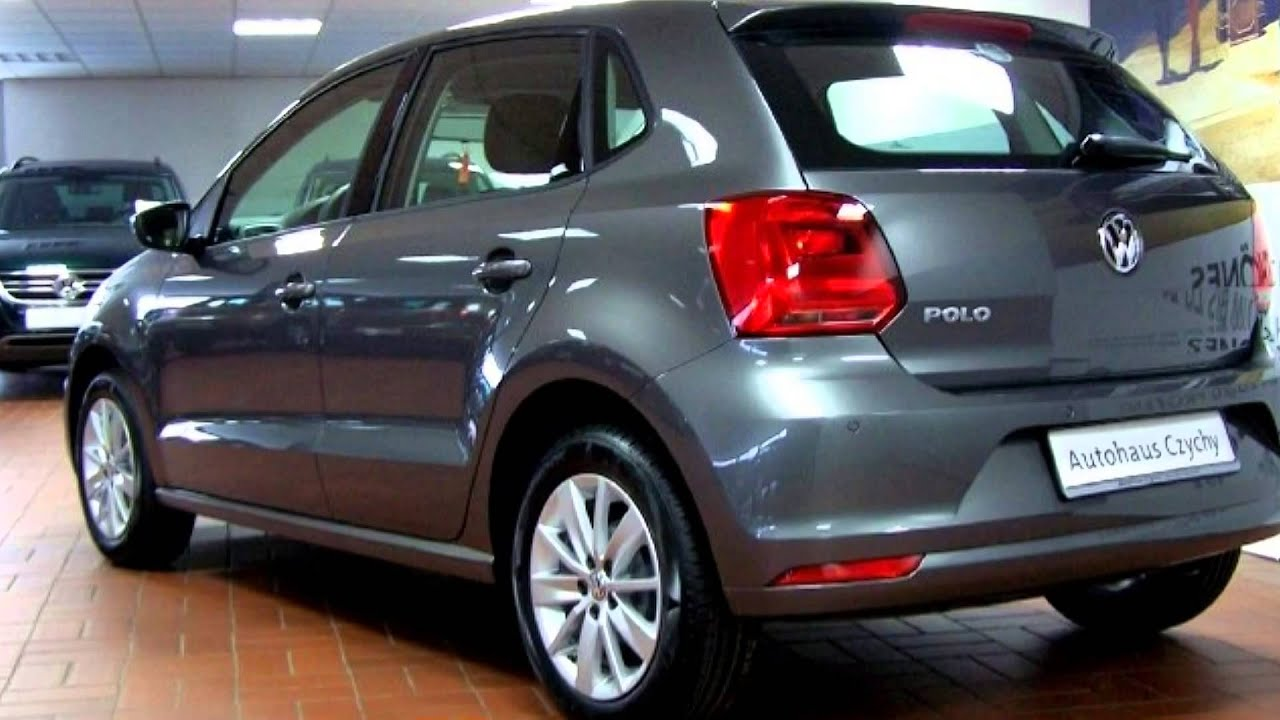 volkswagen polo 1 0 comfortline 572 pepper grey autohaus. Black Bedroom Furniture Sets. Home Design Ideas