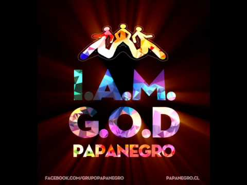 Papanegro - Iamgod