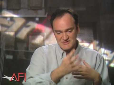 Quentin Tarantino On The Black Suits Of Armor  In His Films