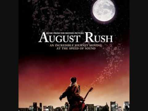 Something Inside - August Rush video
