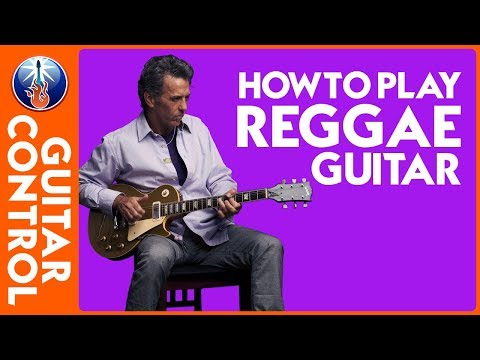 Acoustic Guitar Lesson: How To Play Reggae On Acoustic Guitar With Jimmy Dillon video