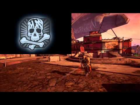 Borderlands 2 - Psycho Pack - DLC Krieg - Launch Trailer (360/PS3/PC)