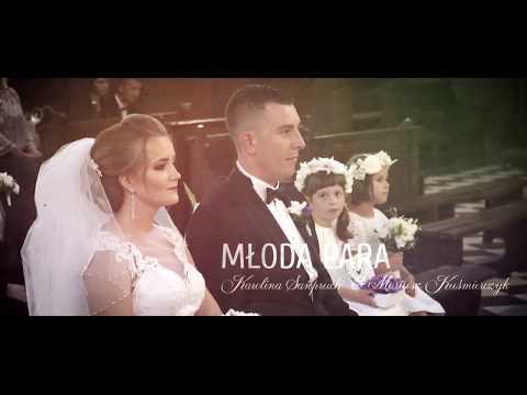 Czołówka ślubna Karoliny & Mariusza 2017