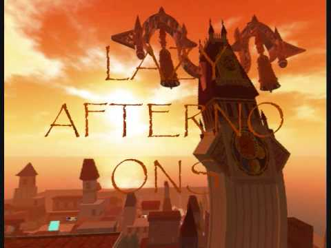 lazy afternoons EXTENDED kingdom hearts 2