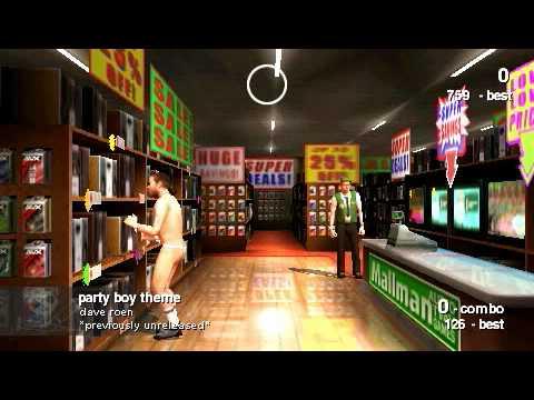 Jackass Gameplay (PSP)