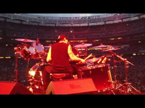 Dave Lombardo -- War Ensemble -- Big 4 Yankee Stadium