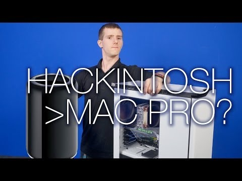 Mac Pro vs. Hackintosh Review