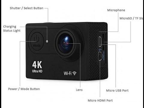 Честный обзор и тест экшн камеры ЕКЕН Н9 с алиэкспресс aliexpress. Зачем платить больше?