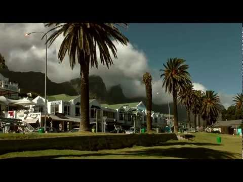 Cape Town Sightseeing HD Video