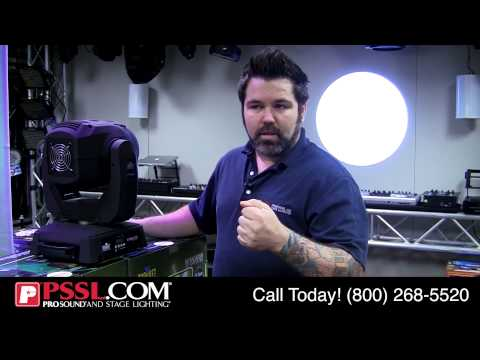 Intimidator Spot LED 350 DMX Moving Head from Chauvet