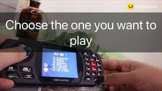 KECHAODA K110 2G Game Phone 447723001