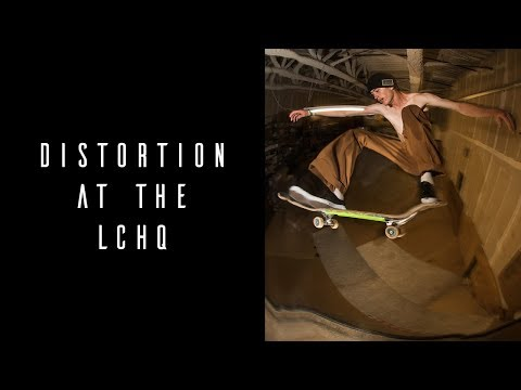 Distortion at the LCHQ