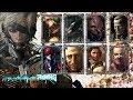 Metal Gear Rising All Vocal Boss Themes On Screen Lyrics mp3