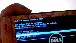 How to upload a Custom Rom to your Dell streak (aka any Android Device)