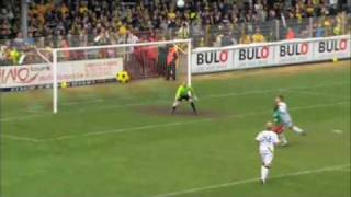 Oostende-Lierse  match report   Lierse SK.mp4