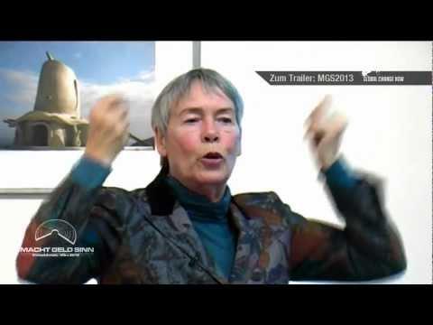 Prof. Dr. Margrit Kennedy - Die Geldreform als Bestandteil des gesellschaftlichen Wandels