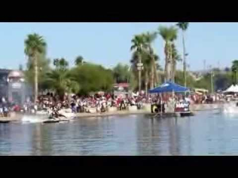 Drag Boats and Jet Ski's in Lake Havasu City, Az