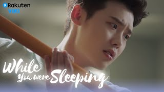 While You Were Sleeping - EP6   Lee Jong Suk Trying To Behave [Eng Sub]
