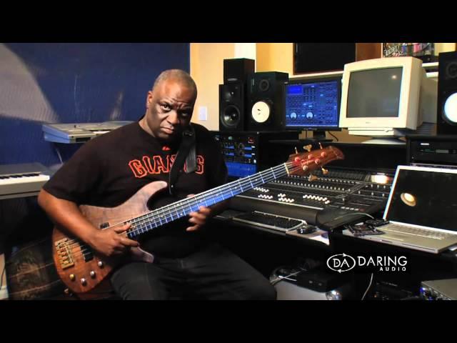 Daring Audio Edge Activator Demo with Tony Saunders