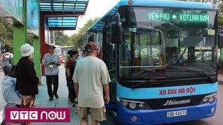 Đề xuất miễn phí xe buýt cho người về hưu