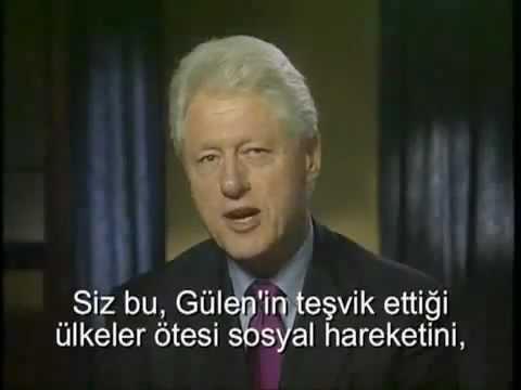 Fethullah Gulen & Gulen Movement - Remarks by President Clinton