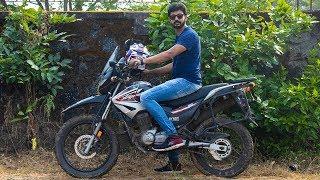 Hero Impulse Review - India's First Off-Road Bike | Faisal Khan