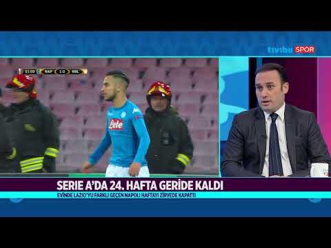 Serie A Raporu 24. hafta I Güney Mergen-Kerem Gürel