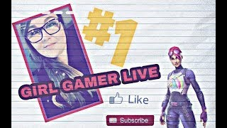 Fortnite |Girl Gamer | Live | Come chat
