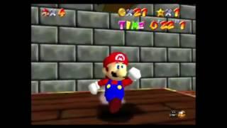 Oney Plays Super Mario 64: Chris/Julian Breaking Character Mini Compilation