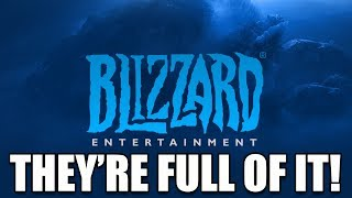 Blizzard Already PROVED Their 'Apology' Was A COMPLETE LIE!