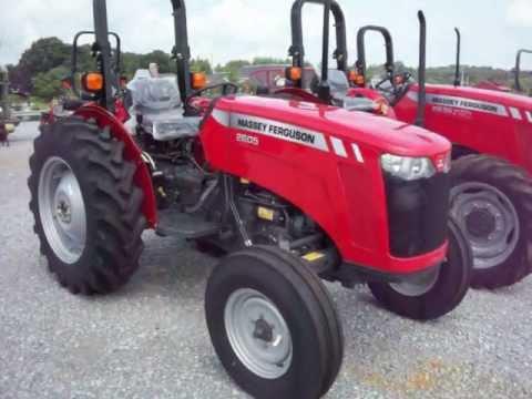 Massey Ferguson 2605 Tractor