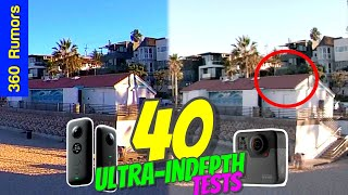 Insta360 One X vs GoPro Fusion: ULTRA IN-DEPTH Ultimate 360 camera comparison (40 factors compared!)