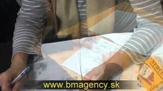 Kurz nemčiny pre opatrovateľky BM Agency, kniha nemčiny pre opatrovateľky.wmv