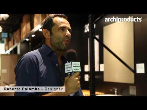 ZUCCHETTI. KOS | ROBERTO PALOMBA - Cersaie 2013