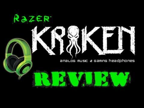 Razer Kraken Pro Review + Mic Test