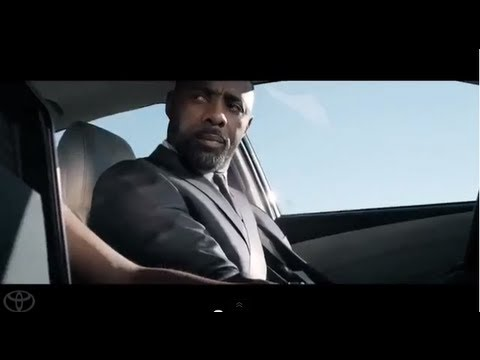 Toyota Avalon 2013 Commercial with Idris Elba