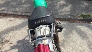 1970 Yamaha 175 CT1B