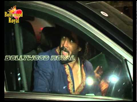 Aamir Khan Hosts Diwali 2014 Bash with Friends  1