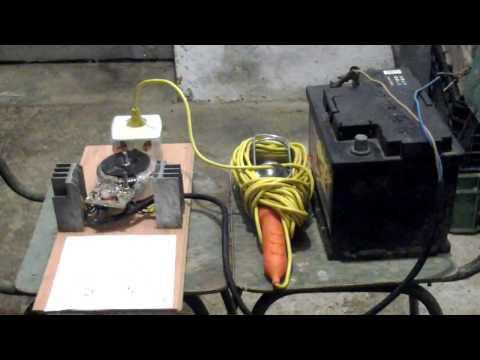 Самодельный преобразователь на 12 вольт