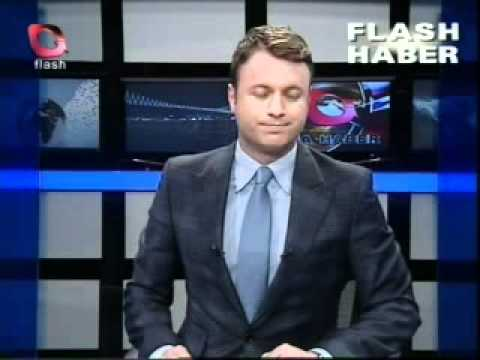 [120208] Jaejoong in Turkish news programme