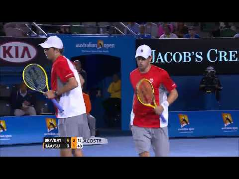 Highlights: Men's Doubles Final - Australian Open 2013