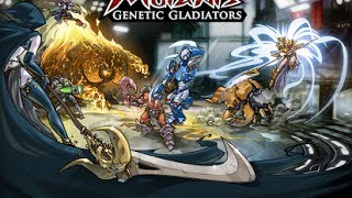 Mutants: Genetic Gladiators Android HD GamePlay